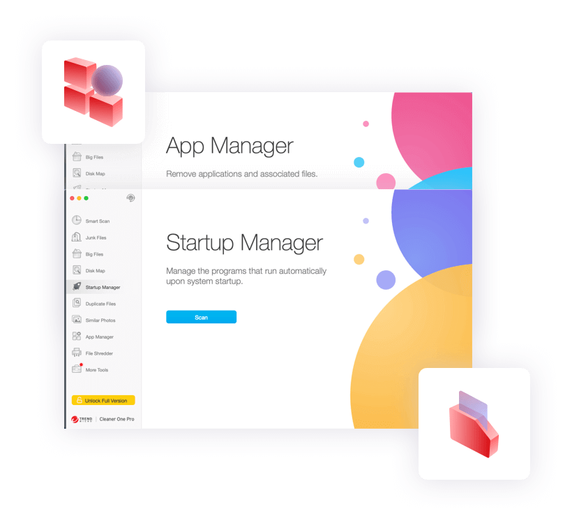 manage apps on mac