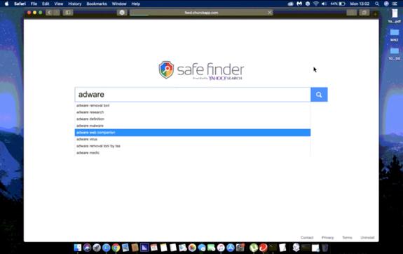 safefinder-on-mac