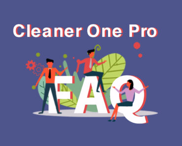 Cleaner One Pro FAQ