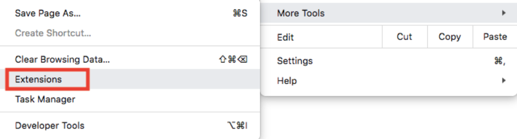 More tools-Extensions