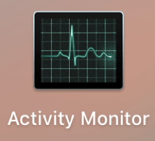 Activity Monitor Logo