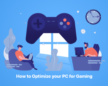 Optimize PC for Gaming