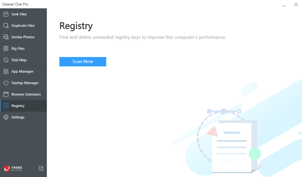 Clean Up Registry