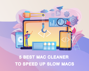 5 best Mac cleaner to speed up slow Macs