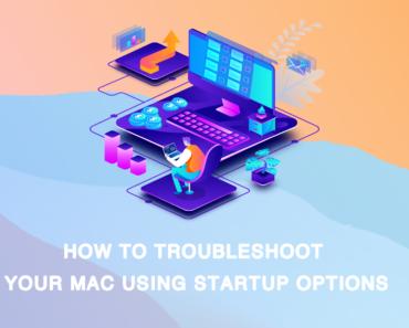 troubleshoot Mac startup