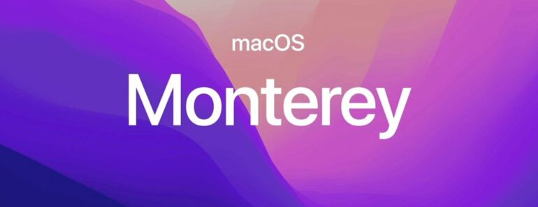 All about macOS Monterey