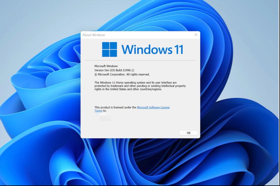 Windows 11 is ready.